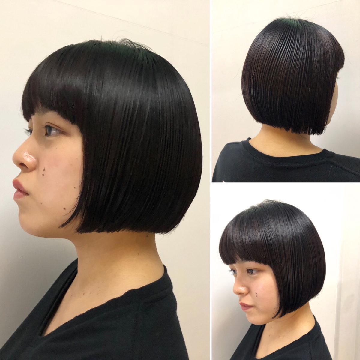 LIBERTY Hair style
